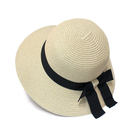 2019 Fashion Straw Hat Summer Sun Hat Woman Floppy Hat for Sale