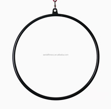 Hoge Kwaliteit rvs Antenne Yoga <span class=keywords><strong>Pole</strong></span> Dance Dansen Antenne Hoepel Yoga Sling Hangmat