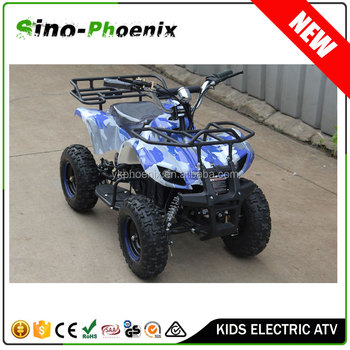 36Volt 500W-1000W Kids Electric Mini Quad Fun Bike - Ride On Toy (PE9056)