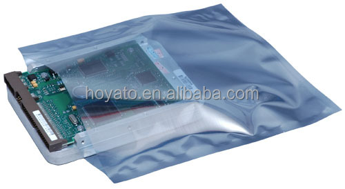 Wholesale HOYATO high quality antistatic cheap anti-static esd shielding bag