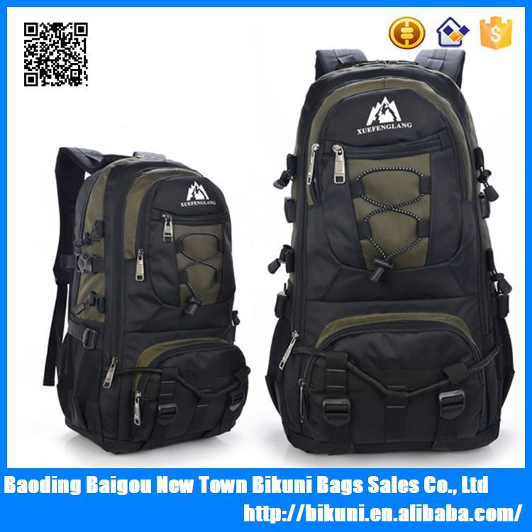 fecbea18b4a Alibaba wholesale outdoor backpack direct from china mountain bag brand  hiking camping bag