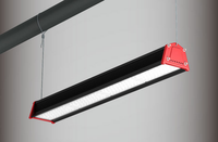 LED linear high bay lighting good spot light for your warehouse, nichia led and meanwell driver, very stable quality with UL DLC