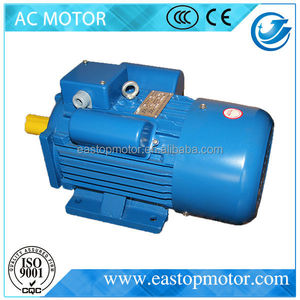 CE Approved YL 4000rpm ac 240v motor for air compressor with Insulation F