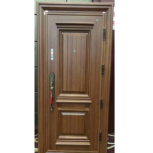 Turkish Style Steel Security Door Turkey Steel door Made In China
