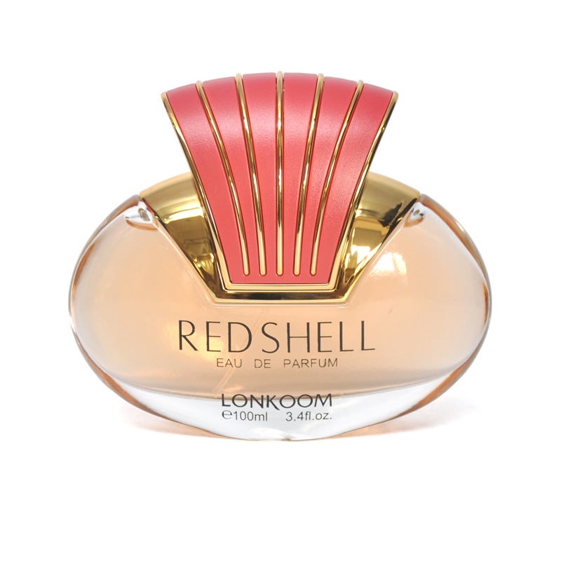 Red Shell Perfume Fashion Red Hot Long Time Spray