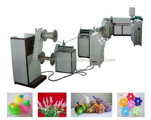 Plastic Knotless Packaging mosquito Netting Making Machine