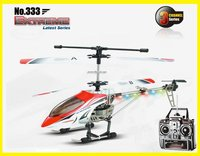 New Product!JXD 333 3.5CH Alloy Frame IR/RC helicopter(Red and Blue)