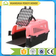 Wholesale Small Plastic Flight Dog House For Sale Pet Cage Pet Carrier