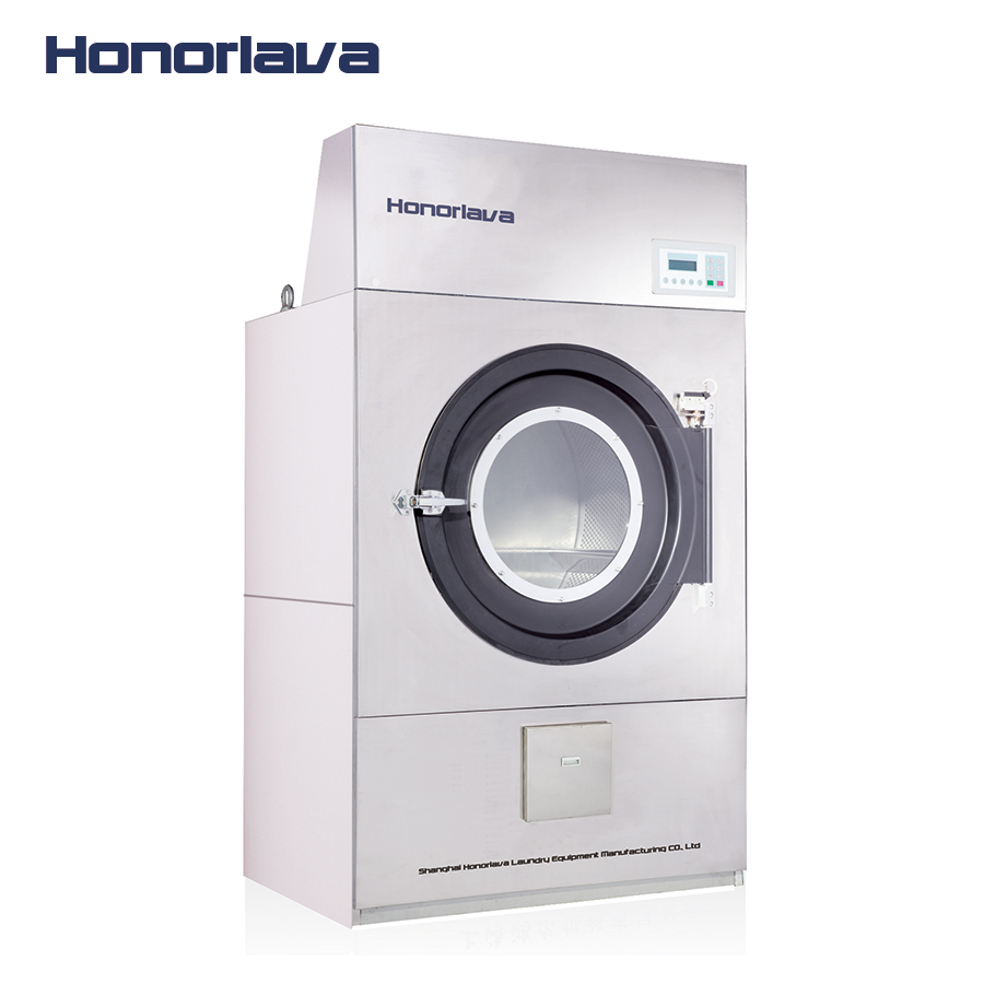 Industrial Laundry Clothes Tumble Dryer Machine 15kg to 160kg