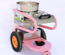 Big wheels small cotton candy vending machine price