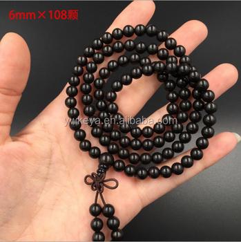 Keya Genuine 8mm Black Sandalwood Mala Beads 108 - Buy Black Sandalwood  Beads,Mala Beads 108,Wood Mala Beads Product on Alibaba com