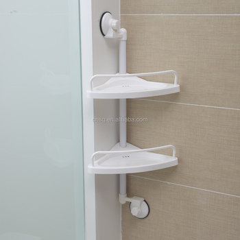 1907 Sq Magic Corner Shower Shelf - Buy Shower Shelf,Shower Corner ...