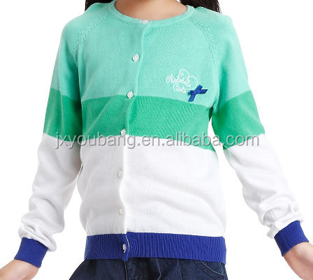 Fashion Fresh Style Baby Wool Handmade Sweater Design For Girl ...