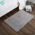 Washable 100% polyester shag area rug for bedroom room