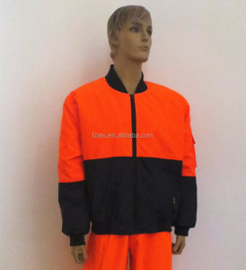 Outdoor work wear uniform jacket