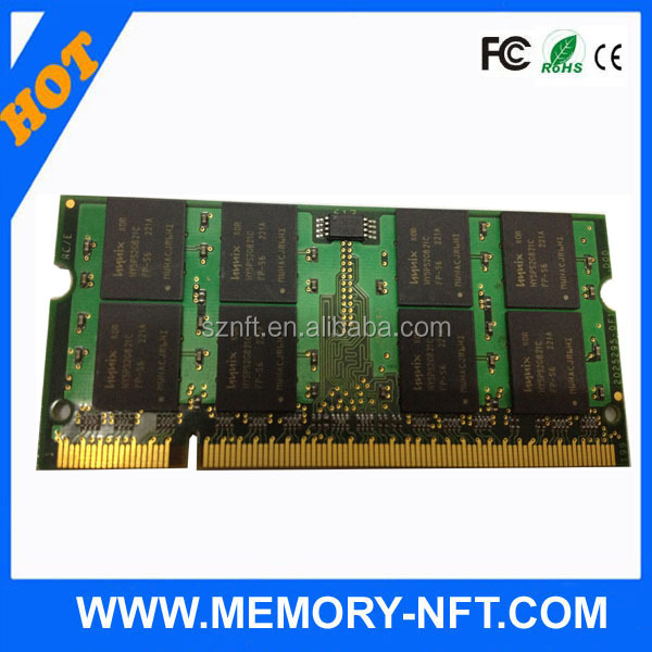 ddr1 ddr2 ddr3 ram 2gb 667mhz 800mhz ddr2 for laptop