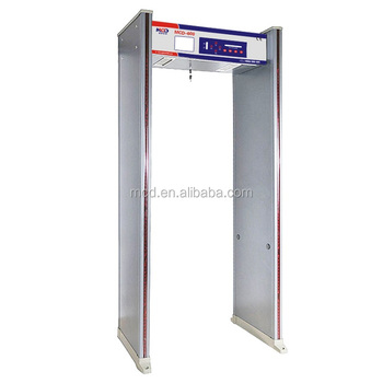 Security Door Frame Metal Detector/ Chinese Walkthrough Metal ...