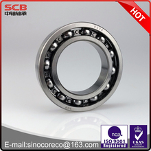 SCB brand deep groov ball bearing 6009 6009ZZ 6009-2RS 6009N 45*75*16mm