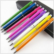 2015 China hot rubber tip pen for ipad, smartphone touch pens stylus, stylus pen for nokia lumia 720