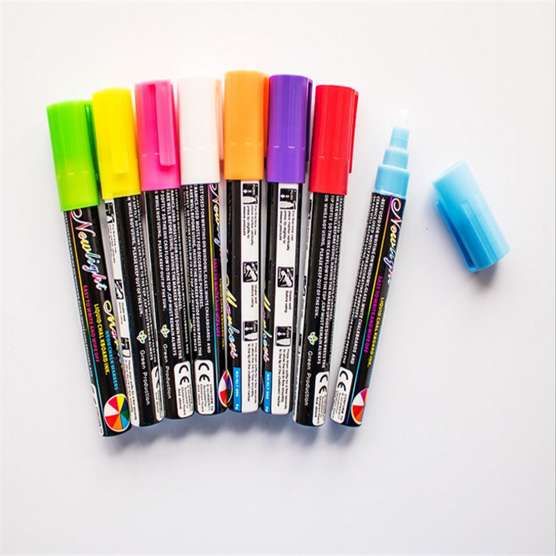 Promo newest 6mm pp highlighter pen set