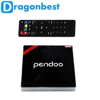 Brand new Pendoo Minimx Pro S912 2G 16G wifi set top box with high quality KD player 16.1 Android TV Box HDD player tv box