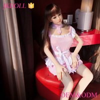 Japan Maidservant Clothes Young Female Sex Silicone Love Doll