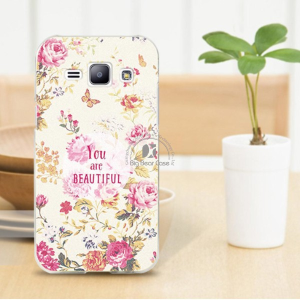 Custom Mobile Phone Cover Case For Samsung Galaxy J5