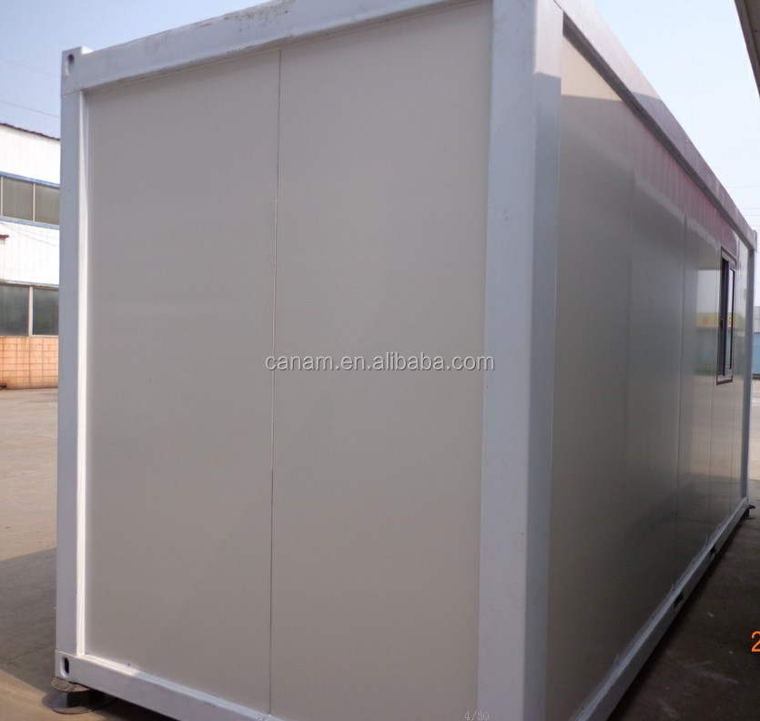 CANAM-Fast install sanwich panel element pvc glass houses for sale