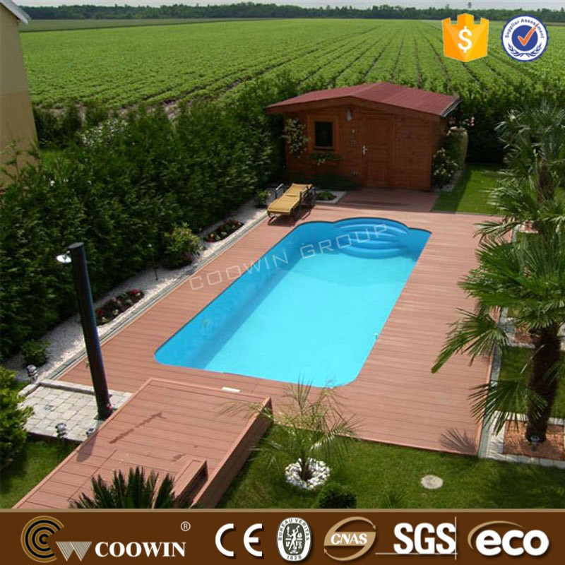 Solid Plastic Landscape Timbers : Wood plastic waterproof composite landscape timbers buy