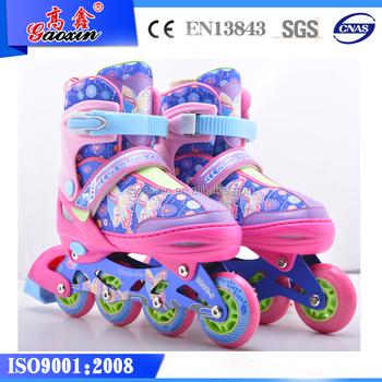 GOSOME GX-1606 inline skate kupu-kupu ungu sepatu roda untuk remaja sepatu  roda baab09718c