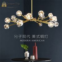 High Quality Cheap Price Chandlier Ceilling Lamp Made In China Factory Supply Modern Chandelier Lamp