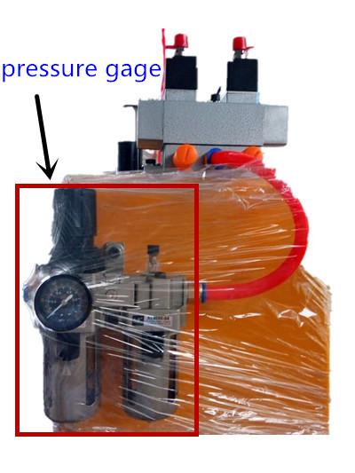 Линия упаковки стиль сильный пресс-подборщик давления с ремень полипропиленовый