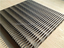wedge well screen stainless steel water well screen