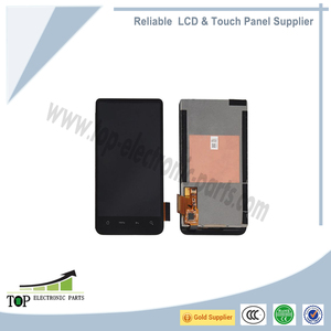 Wholesale for HTC Desire HD G10 A9191 LCD with touch screen panel digitizer