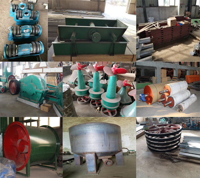 paper making spare parts