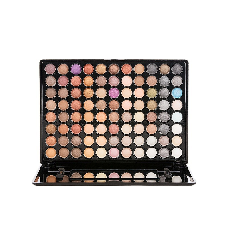 Factory OEM 88 Colors Eyeshadow Waterproof Longlasting Eyeshadow Palette