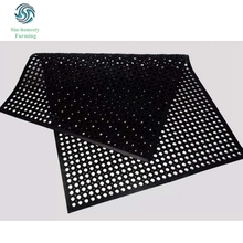 Factory Wholesales price Anti-slip Dairy Rubber Mats for Cow/Horse/Pig