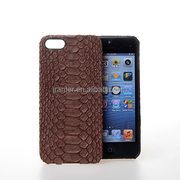 Real Python Leather Cover for iPhone 6s, OEM Mobile Body Cover