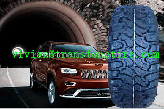 car auto parts new tyre factory in china mud terrain tires