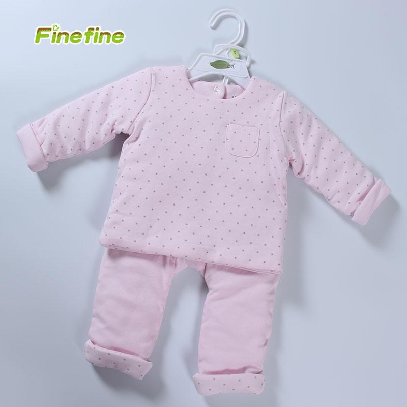 4f2e2ce11704c Offre Spéciale Hiver 2 Pièces Bébé Enfants Vêtements Ensemble Pour Les  Filles