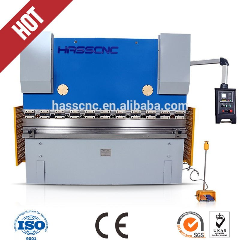 Hass Europ Design WC67Y plate steel Hydraulic Press Brake Machine