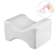 Memory Foam Support Knee Leg pillow for airplane, office, car fast to sleep