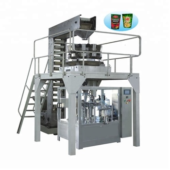 GD Specifications in powder and granule Automatic counting Rotary Packing Machine