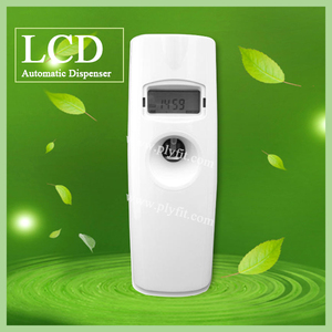 LCD Automatic Air Freshener Aerosol Dispenser