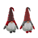 Top factory handmade cheap wholesale fabric gnome Plush Toy Christmas