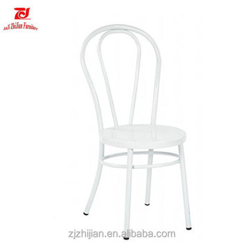 Cheap Metal Thonet Chair Metal Resturant Chair Thonet Iron Chair ZJ T12