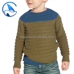 Best Quality Choice Long Wool Sweater Design For Boys