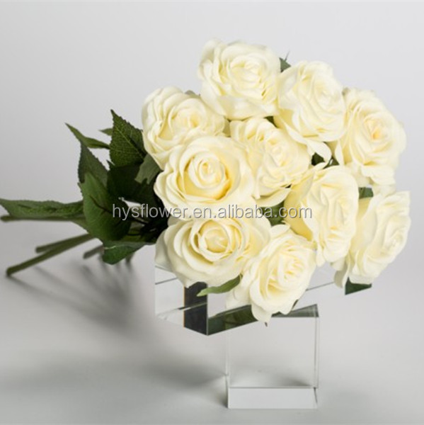 Romantic Flowers Luxurious Flowers High Quality Real Touch Roses ...