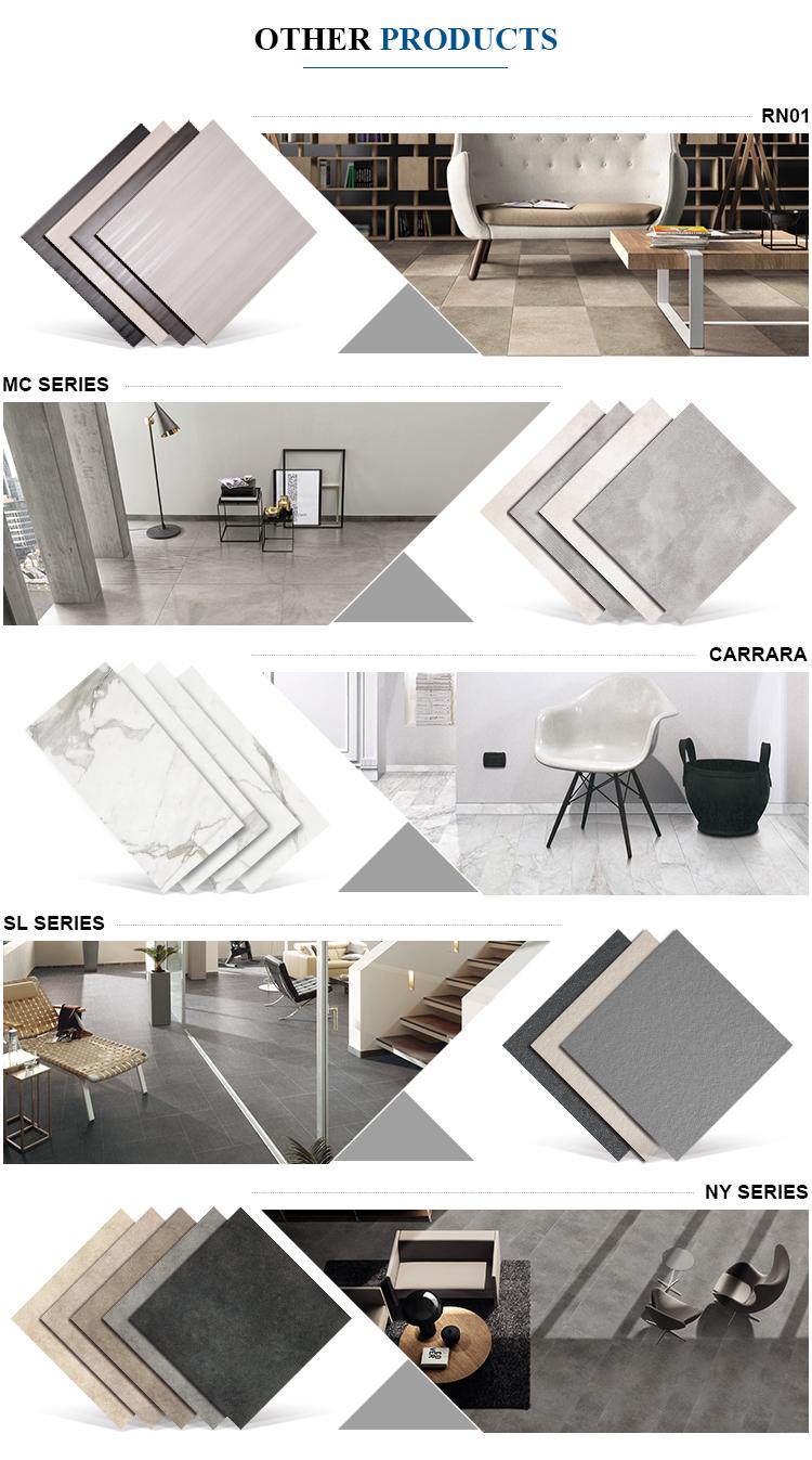 600x1200 Mm tamaño grande piso de baldosas de porcelana/Super blanco de Carrara
