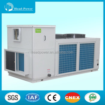 8tr Air Conditioner Outdoor Unit Floor Stand Integral Cabinet Central Ac Rooftop Packaged